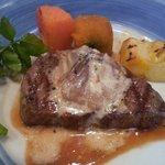7827252 - 牛ヒレ肉のステーキアップ