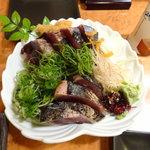 7827321 - ●とろ鰹 焼切(塩たたき)(1365円)