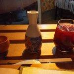 なっぱSUN - おちょこがよらべてうれしい日本酒