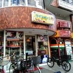 プアンタイ - 隣はインド料理「ガジネール」