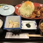 78272629 - 知多豚トンテキ定食(200g) ¥1780(税抜)