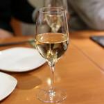 78273413 - 本日の白ワイングラス