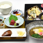 味喰笑 - 2018年1月の東山御膳1,450円(税込)