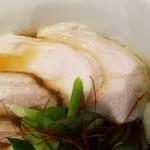 実垂穂 - 鶏ハムが2枚入ります!