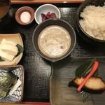 華花 - 西京焼き御膳