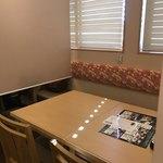 華花 - テーブル席