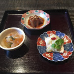 中国饗膳 粋廉 - 料理写真:2017/12 弐の膳(2,500円) 前菜