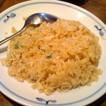 中国料理 高尾 - カニ炒飯