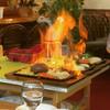 Suito - 料理写真:炎のハンバーグ