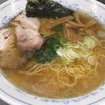 七面 - ラーメン(700円)