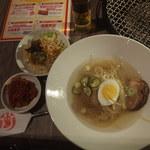 焼肉レストラン ひがしやま - 冷麺ランチ