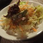 焼肉レストラン ひがしやま - サラダ