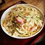 だるま食堂 - 料理写真:皿うどん
