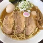 らぁ麺 一歩 - 料理写真:一歩らぁめん(醤油・大)
