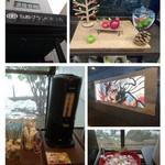 珈琲 時代屋 - 飛行機とパッケージのホテル   ドリンク  キャンディサービス アメニティ  電気スタンドetc.は廊下に 置いてあり  頑張ってました 〜♪