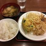 フォレスト - おばんざいとご飯、味噌汁
