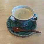 和風カフェ しゅしゅ - ホットコーヒー 300円♪