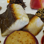Restaurant 日水土 - サワラのポワレ