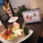 フルーツファーム果楽土 shop&cafe - 料理写真: