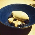 TTOAHISU - ムースに黒豆