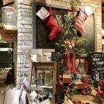 青山フラワーマーケットティーハウス - クリスマスディスプレイ1