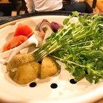 口福家 HANARE - 蒸し野菜♫