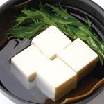 居酒屋 鴨と豚 とんぺら屋 - 湯豆腐