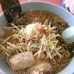 ニューラーメンショップ多古 - 料理写真:ラーメン(醤油)+トッピングねぎ