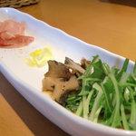 chez PaPa - 前菜(2000円ランチ)
