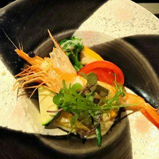 ○こだわり○上質な料理は、上質な食器と共に・・・。