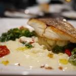 Bistro Sentiment - 真鯛のポワレ