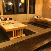 麺屋 五郎蔵-『麺屋 五郎蔵』店舗内観「お座敷席」
