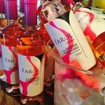 スペインバルFarol - 日本で飲めるのはFarolだけのロゼワイン