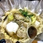 日本料理 雪月花 - コース料理(寄せ鍋)