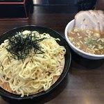 78313748 - バラチャーシューつけ麺(850円)