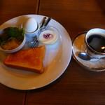 喫茶 赤いサニー - 料理写真: