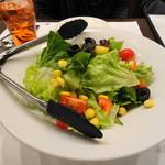 シンプルキッチン - サラダ