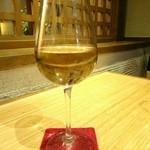炭火ビストロ 華泉 - 白ワイン