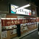 Nishiguchiudon - 外観