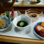 かぶと湯温泉山水楼 - 料理写真: