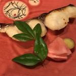 魚のもり - 鰆の西京漬け