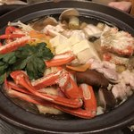 魚のもり - 寄せ鍋
