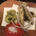 魚のもり - 天ぷら盛り合わせ