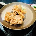 78317658 - 若鶏の唐揚定食