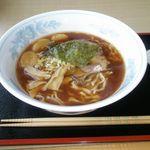 拉麺厨房 北斗   - 北斗醤油らーめん 650円