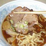 拉麺厨房 北斗   - チャーシュー
