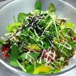BOSSA - サラダうどん(明太マヨソース)