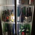 肉山の一階 - 冷蔵庫