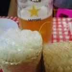 モンティー - 餅米