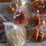 パン工房 ぱおん - 購入したパン